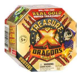 Treasure X Quest for Dragon's Gold