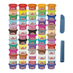 Play-Doh Ultimate Color Collection 65-Pack of Modeling Compound - R Exclusive