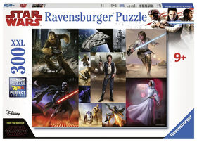 Ravensburger: Star Wars - The Last Jedi 300 Piece