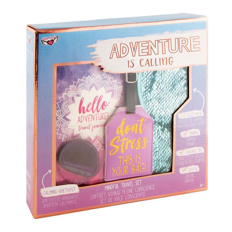 Fashion Angels - WELLNESS Travel Gift Set - English Edition