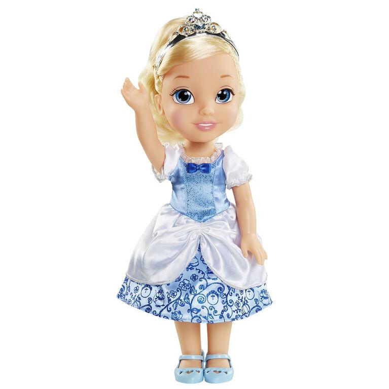 Disney - Basic Toddler Doll - Cinderella