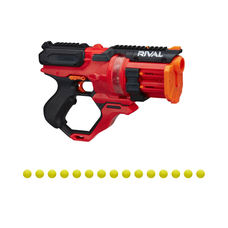 Nerf Rival Roundhouse XX-1500 Red Blaster