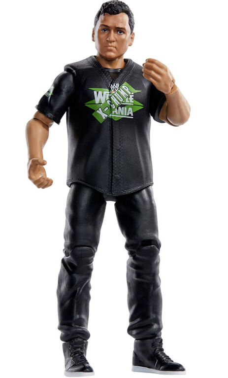 WWE Shane Mcmahon Wrestlemania Action Figure