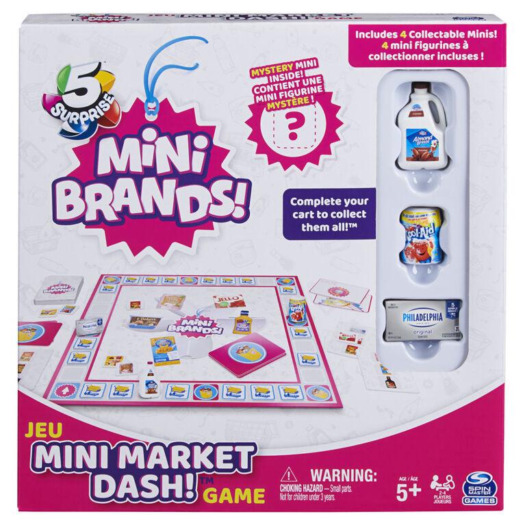 Mini Brands, Mini Market Dash