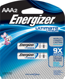 Energizer Ultimate Lithium AAA2