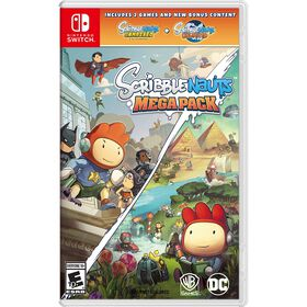 Nintendo Switch - Scribblenauts Mega Pack