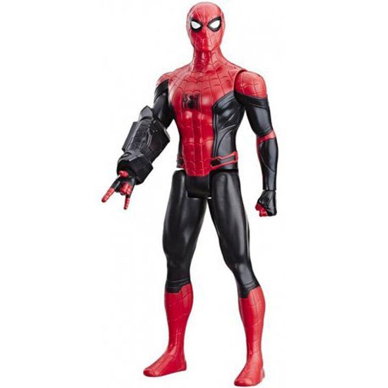Marvel Spider-Man: Far From Home Titan Hero Series Spider-Man with Titan Hero Power FX Port