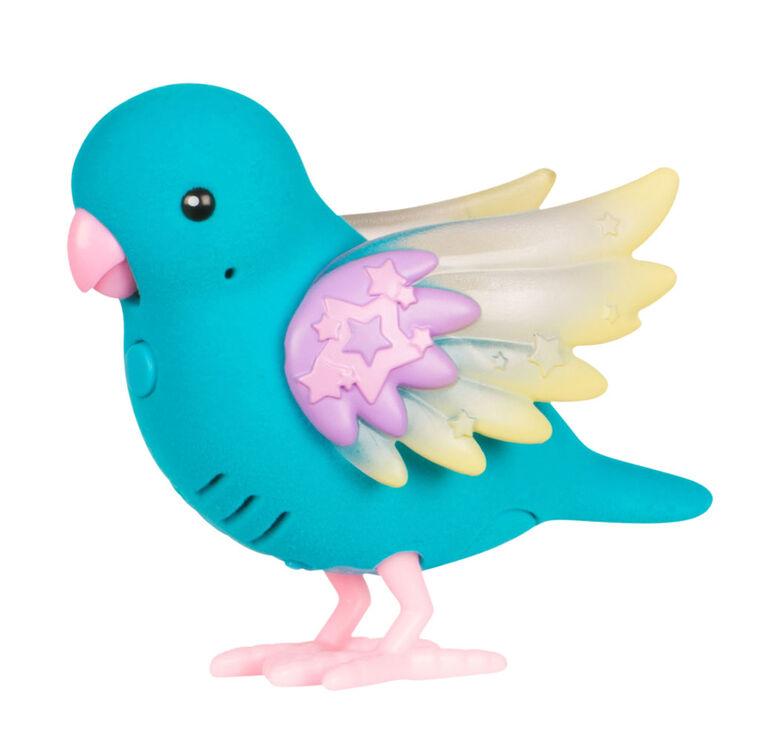 Little Live Pets - Light Up Songbirds - Skye Twinkles