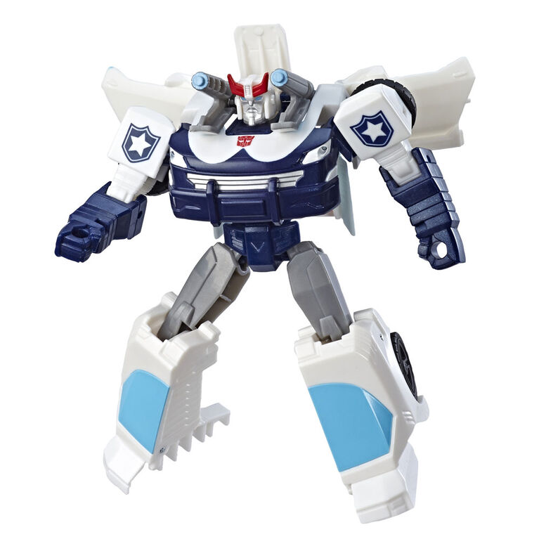 Transformers Cyberverse Action Attackers: Warrior Class Prowl.