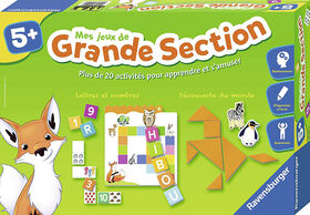 Ravensburger: My Big Section Games - French Edition