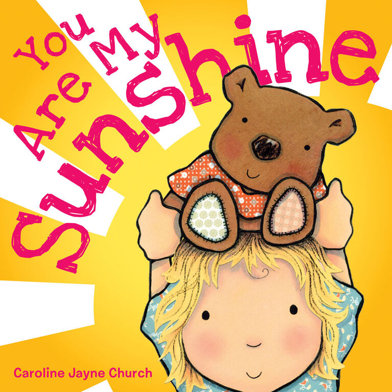 You Are My Sunshine Board Book - Édition anglaise