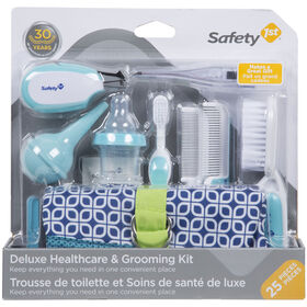 Safety 1st Deluxe Healthcare & Grooming Kit -Artic Blue