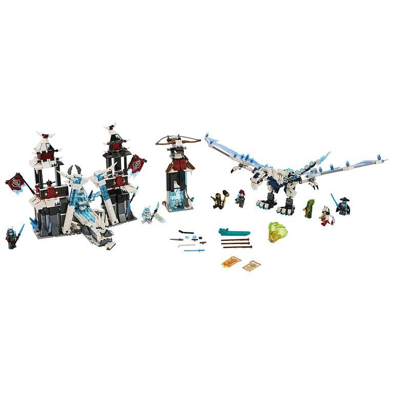 LEGO Ninjago Le château de l'Empereur oublié 70678