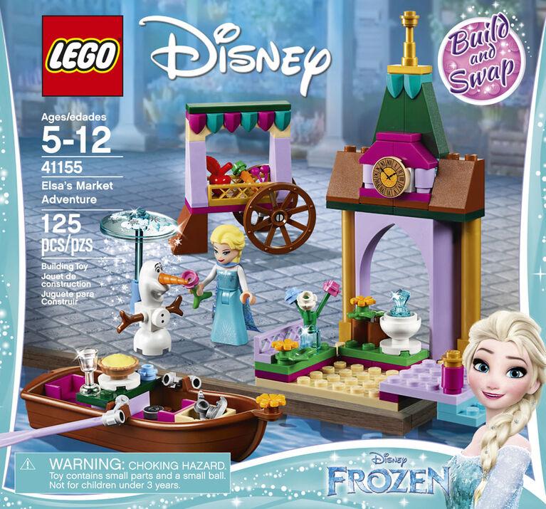 LEGO Disney Princess Elsa's Market Adventure 41155
