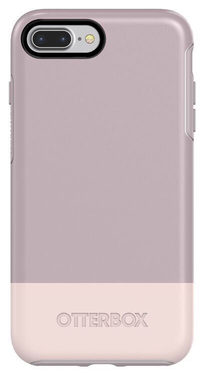 Étui Symmetry d'OtterBox pour iPhone 8/7 Plus Skinny Dip