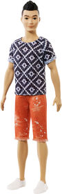 Barbie Ken Fashionistas Doll
