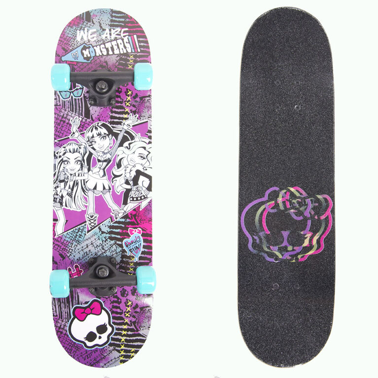 "28"" Monster High Skateboard"