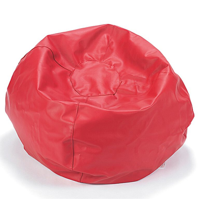 Comfy Kids - Comfy Bag Beanbag in Red Vinyl