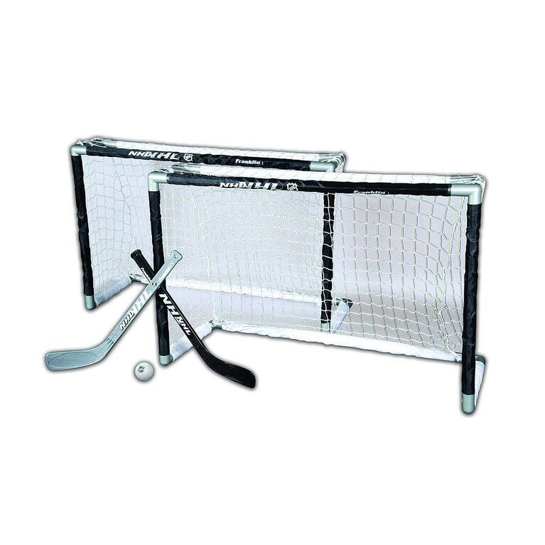 NHL - Mini Hockey Goal Set