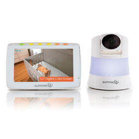 Summer Infant Wide View 2.0 5 Colour Video Monitor - R Exclusive
