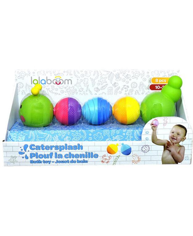 Lalaboom-8 Pieces Bloom Beads Caterpillar