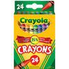 24 crayons de cire Crayola