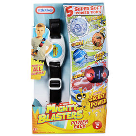 Mighty Blasters Refill Pack with 5 Soft Power Pods by Little Tikes - Power Pack 2