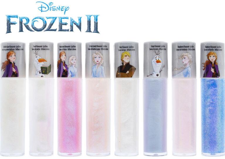 Frozen II Lip Gloss Set with Sequin Bag