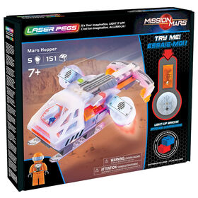 Explorateur de Mars Laser Pegs