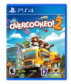 Play Station 4-Overcooked 2