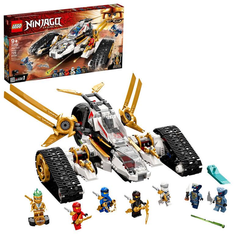 LEGO Ninjago Le tout-terrain ultrasonique 71739
