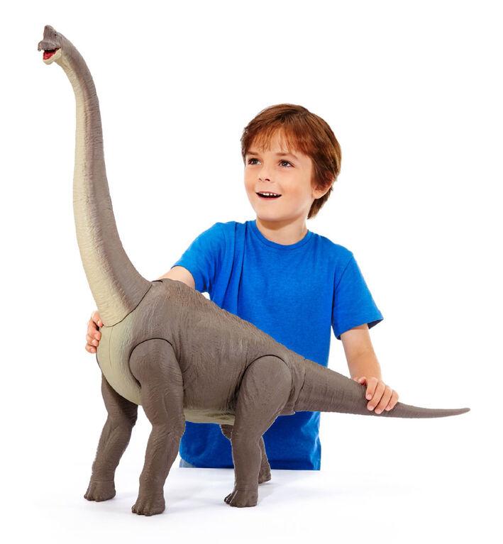 Jurassic World - Collection Héritage - Brachiosaure - Notre exclusivité