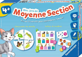 Ravensburger: My Medium Section Games - French Edition