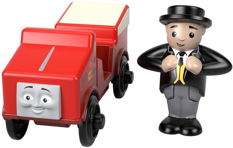 Fisher-Price - Thomas et ses amis - Bois - Winston