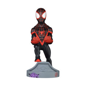 Marvel Miles Morales Cable Guy Phone And Controller Holder - English Edition