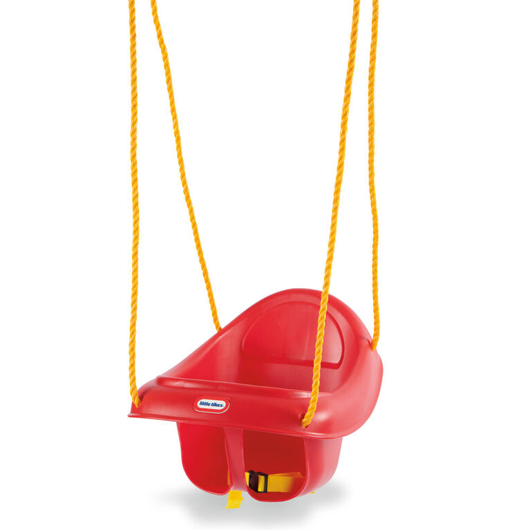 High Back Toddler Swing