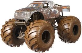 Hot Wheels - Monster Trucks - Véhicule The 909