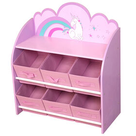Unicorn Organizer - Book Shelf