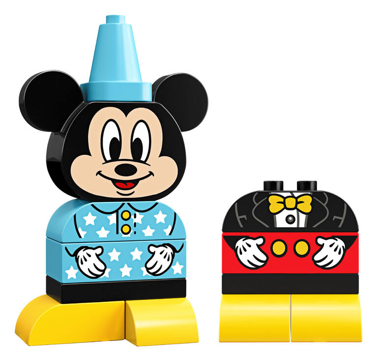 LEGO DUPLO Disney My First Mickey Build 10898
