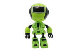 Figurine moulée sous pression sonore - Vert.