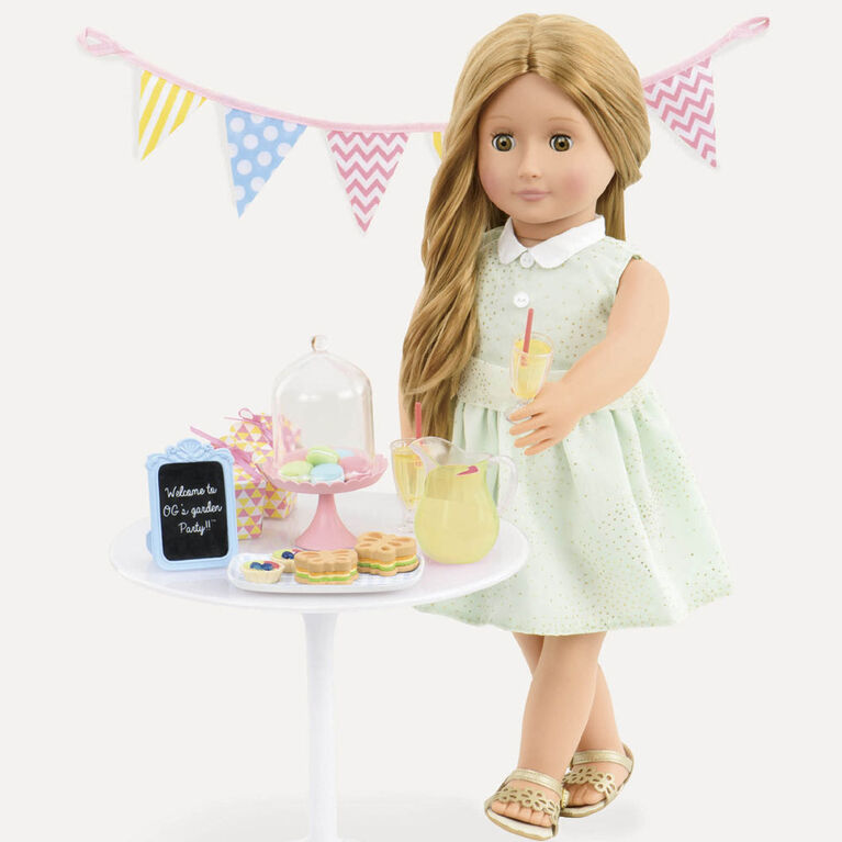 Our Generation, Garden Party Set for 18-inch Dolls