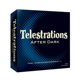 Telestrations After Dark Game