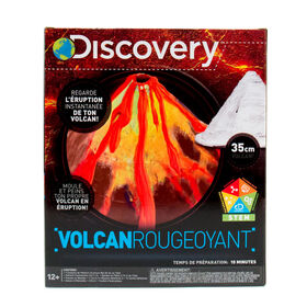 DISCOVERY Glowing Volcano Kit