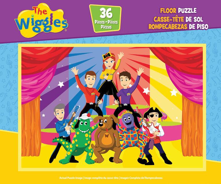 Casse-têtes de plancher Wiggles pour enfants de Sure-Lox