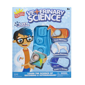 Coffret Veterinary Science de Scientific Explorer