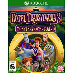 Xbox 1 - Hotel Transylvania 3 - Monsters Overboard