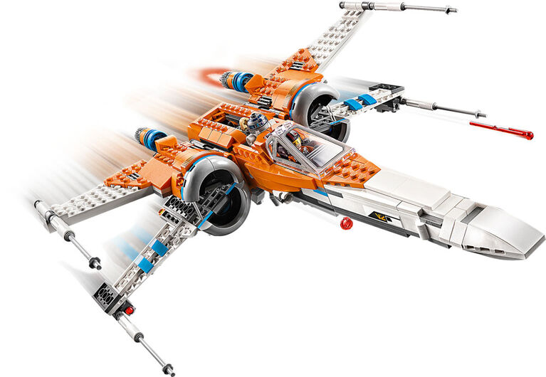 LEGO Star Wars TM Le chasseur X-wing de Poe Dameron 75273
