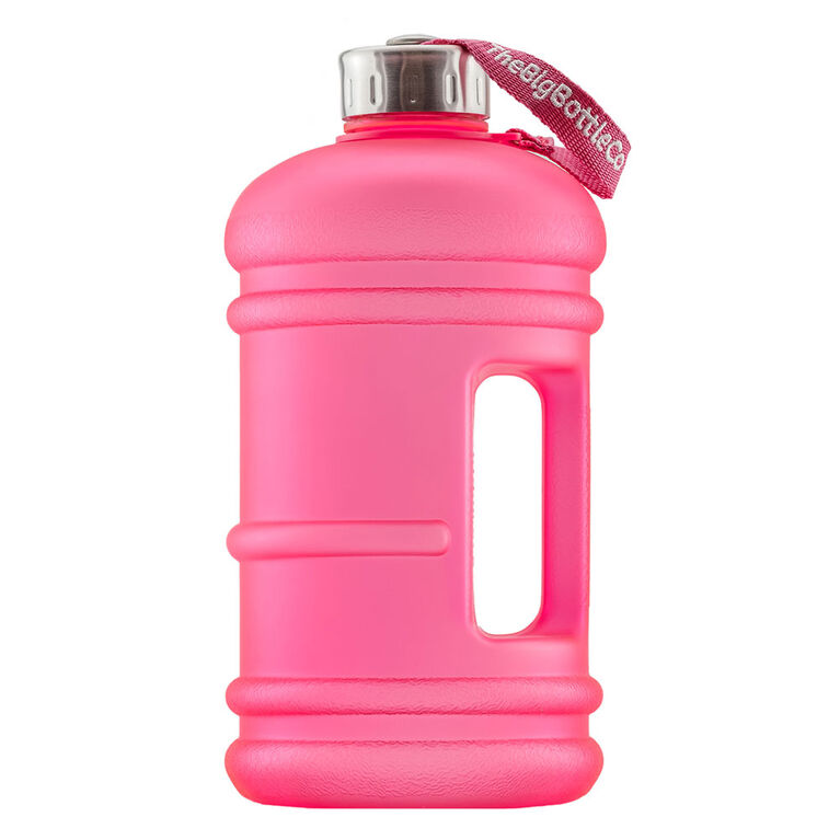 The Big Bottle Co - Frosted Pink - English Edition