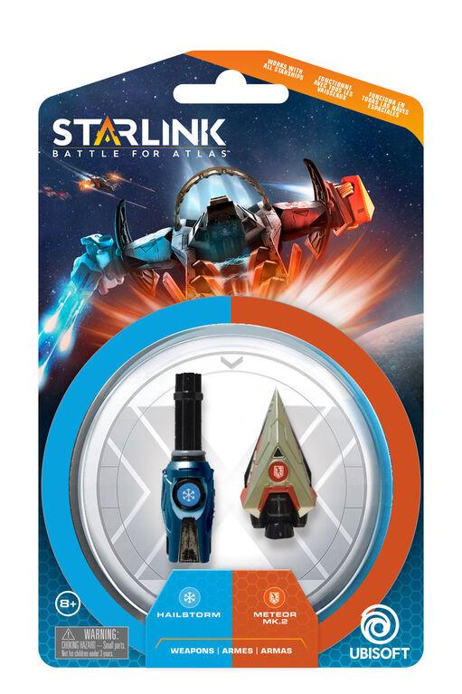 Starlink: Battle for Atlas - Hailstorm Weapon Pack
