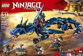 LEGO Ninjago Le dragon Stormbringer 70652